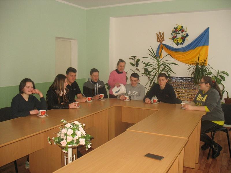 Чергове засідання Євроклубу