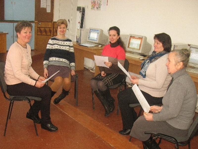 Засідання методичної комісії викладачів суспільно-гуманітарного спрямування